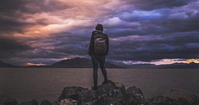 Traveling forward